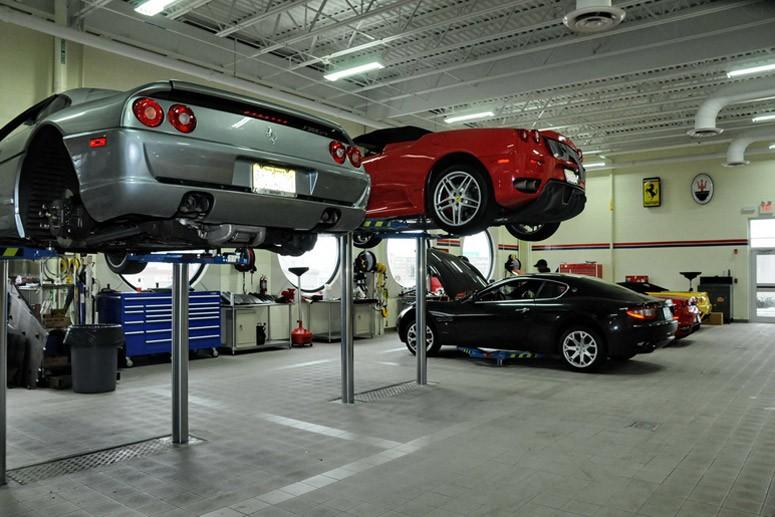 new country motors wide world of cars - ferrari / maserati | fip