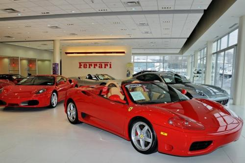 New Country Motors Wide World of Cars - Ferrari / Maserati (2)