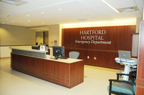 Hartford Hospital Projects Fip Construction