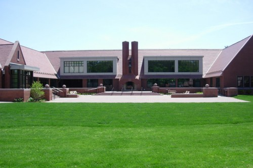 Student Center & Field House
